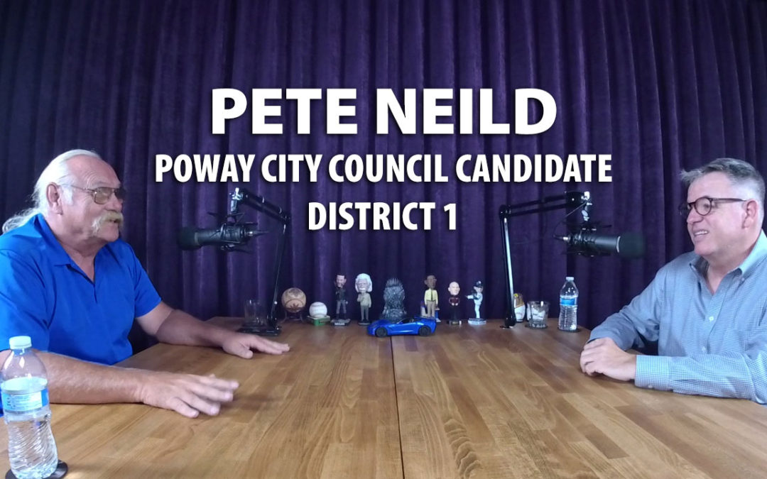 Pete Neild, Poway City Council Candidate, District 1 JRP0003