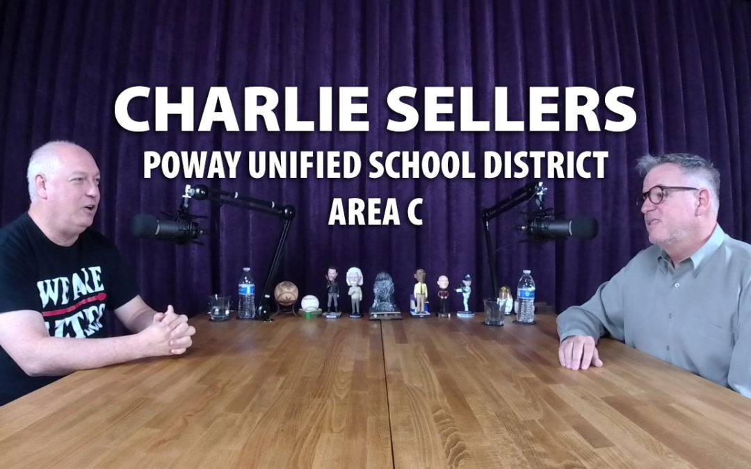 Charlie Sellers, Poway Unified School District, School Board Incumbent, Area C JRP0005