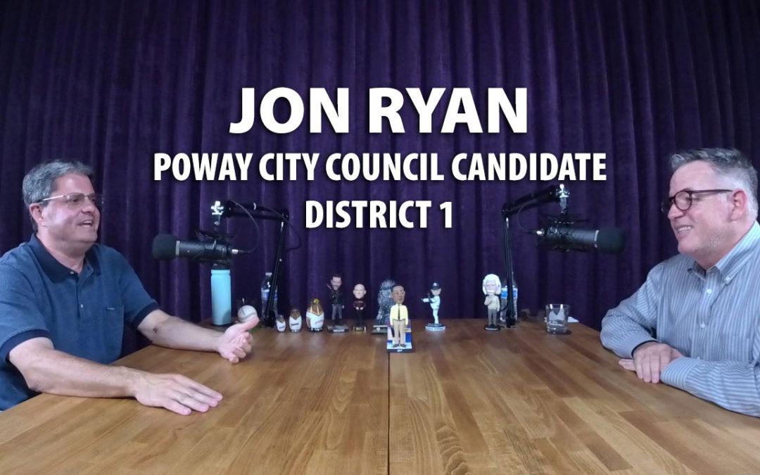 Jon Ryan, Poway City Council Candidate JRP0007