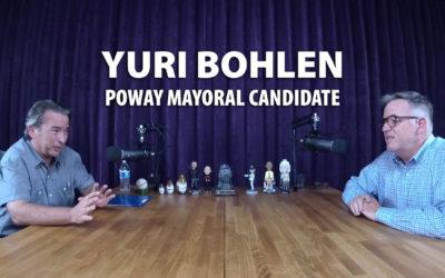Yuri Bohlen, Poway Mayor Candidate, JRP0009