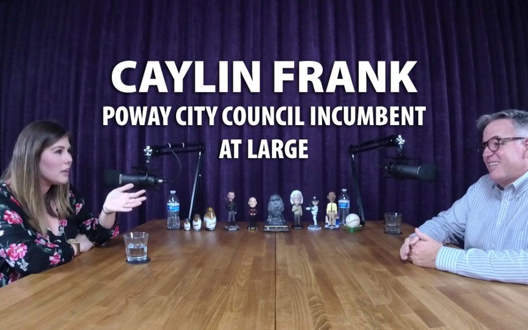 Caylin Frank, Poway City Council Candidate JRP0012