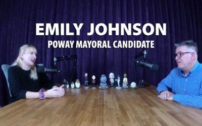 Emily Johnson, Poway Mayor Candidate, JRP0018