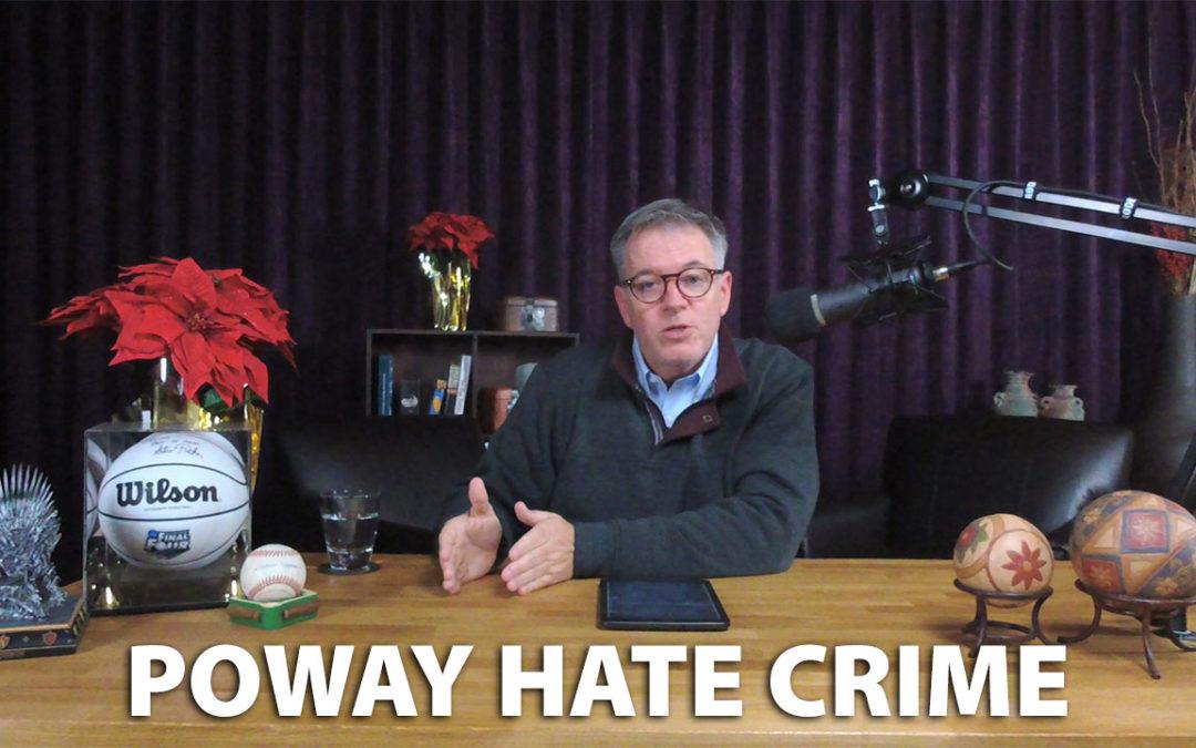 Poway Hate Crime, #Tariffman, JRP0023