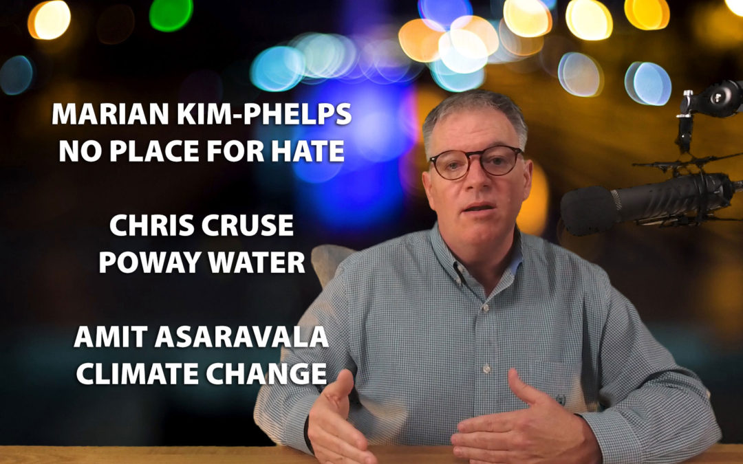 Marian Kim-Phelps: No Place for Hate, JRP0025