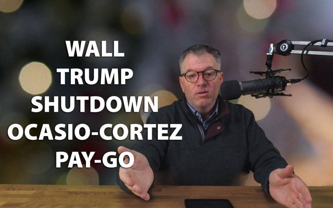 Government Shutdown, Wall, Trump JRP0027