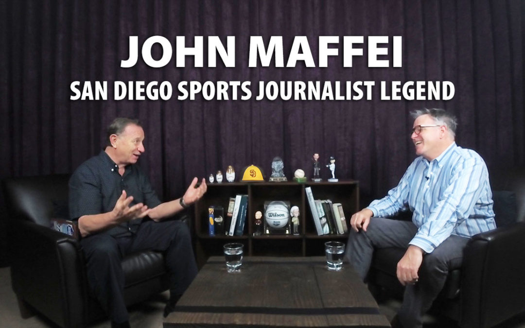 John Maffei, San Diego Sports Journalist, JRP0028