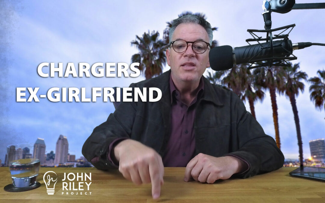 Chargers Ex-Girlfriend JRP0037