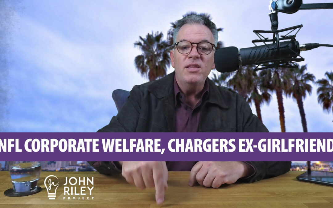 Chargers Ex-Girlfriend, Corporate Welfare JRP0037