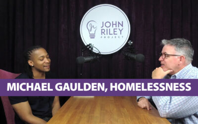 Homeless Advocate: Michael Gaulden, JRP0042