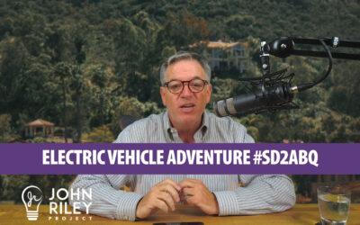 Electric Vehicle Adventure, #SD2ABQ, JRP0046