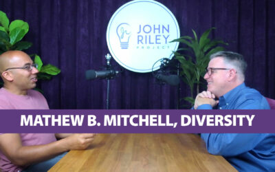 Mathew Mitchell, Diversity, Inclusion & Equity, JRP0053