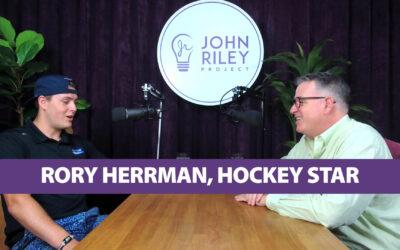 Rory Herrman, Poway Hockey Star, JRP0054