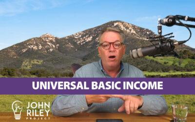Universal Basic Income, #BeBraver, JRP0056