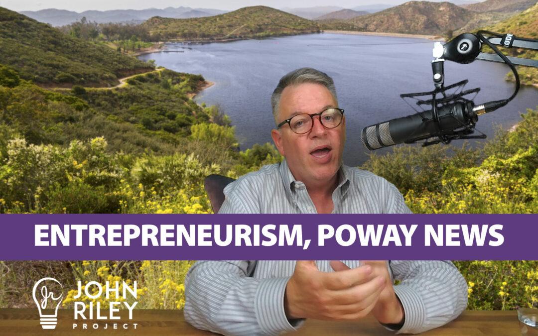 Entrepreneurism, Poway News, JRP0057