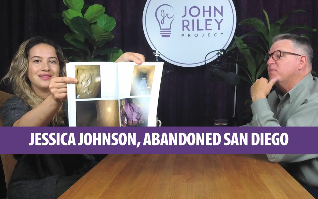 Abandoned San Diego, Jessica Johnson, JRP0058
