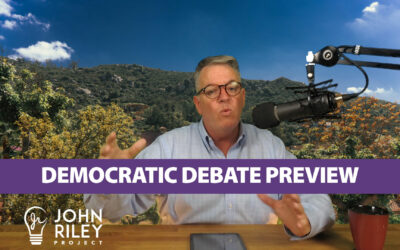 Democratic Debates Preview, JRP0059