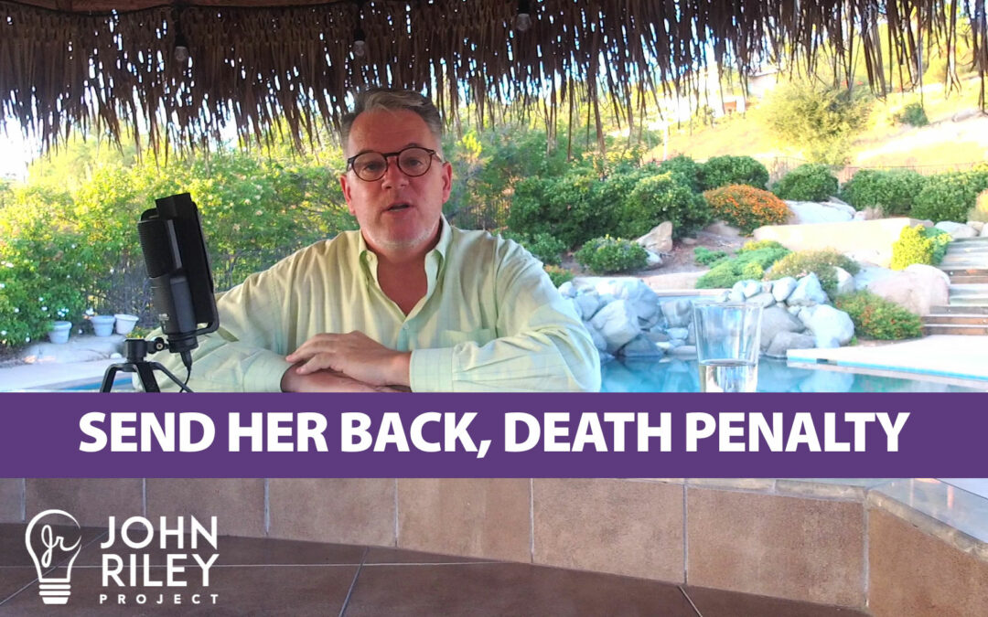 Send Her Back, Death Penalty, JRP0063