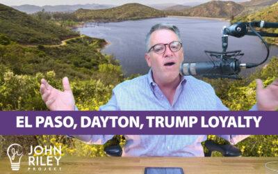 El Paso, Dayton, Trump Loyalty, JRP0065